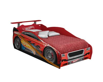 Cama Hot Wheels Star com Aerofólio Pura Magia