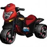 Comprar Moto elétrica infantil preta Hot Wheels El 6vts Bandeirantes