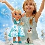 Comprar Boneca Princesa Elsa Cantora Disney Frozen