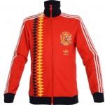 Comprar Jaqueta masculina Adidas originals Spain TT vermelha