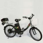 Comprar Bicicleta Elétrica Bio Bike Maxx 350 W Aro 24 com bateria recarregável