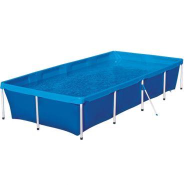Piscina infantil Mor 3000 litros azul