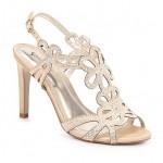 Comprar Sandália feminina modelo salto Sensuale Ouro