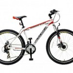 Comprar Bicicleta adulto Aro 26 Runner Alloy com freio a Disco e Quadro de alumínio Fischer