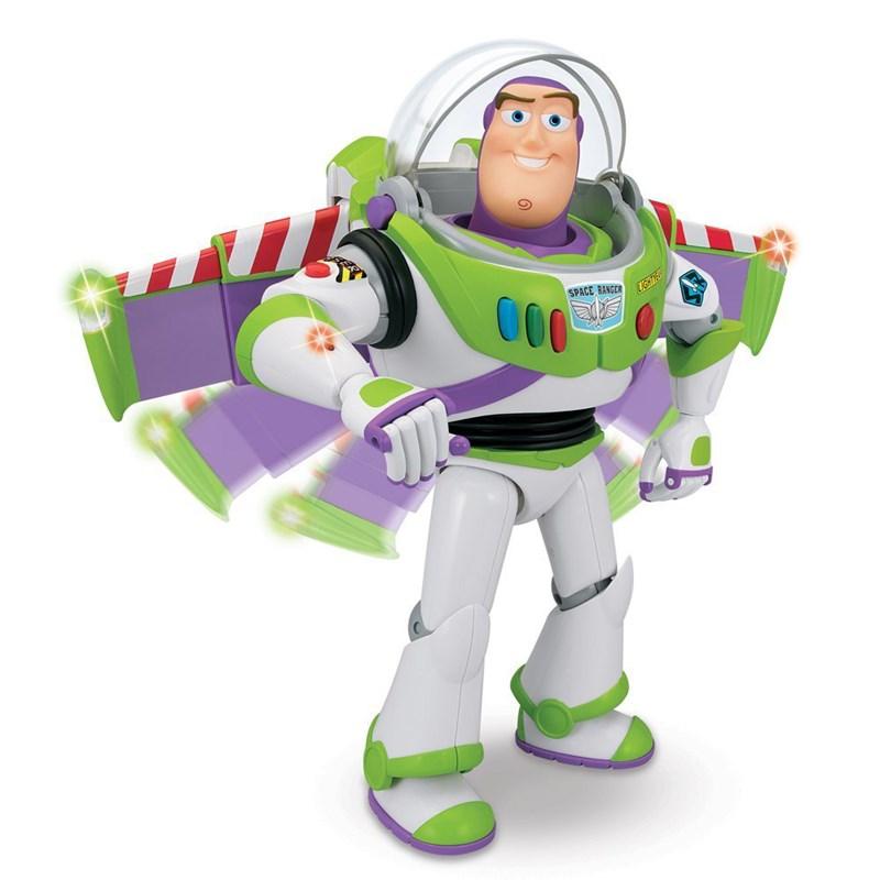 Boneco Buzz Lightyear que fala Toy Story Toyng