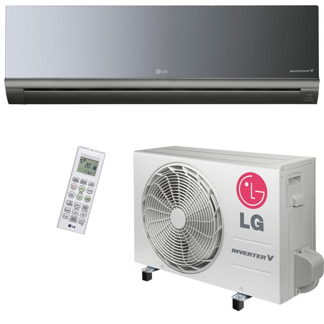Ar Condicionado Split Quente e Frio LG Libero Art Cool Inverter