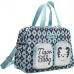 Bolsa Maternidade Azul Tigor T. Tigre