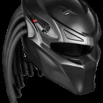 Capacete personalizado Predator Berserker para motociclistas