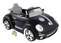 Carro Elétrico infantil Beat preto da Kiddo