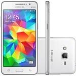 Smartphone Samsung Galaxy Gran Prime Câmera 8MP e tela 5 polegadas