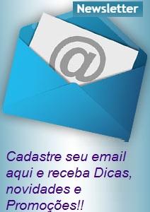 Cadastro de emails