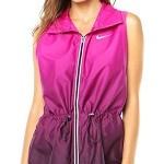 Colete feminino Nike Gradient Rosa esportivo