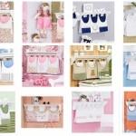 Promoção de Porta fraudas infantis decorativos Batistela Baby
