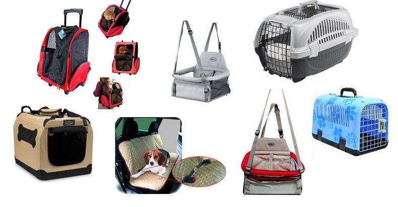 Promoção de caixas e mochilas para transporte de animais domésticos