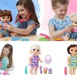 Promoção de Bonecas Baby Alive da Hasbro