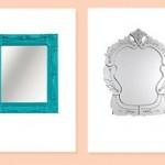 Como combinar os espelhos na decoração de ambientes com toque especial