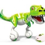(VIDEO)Brinquedo Dinossauro interativo Zoomer Multikids