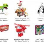 Promoção de brinquedos certificados com qualidade e segurança