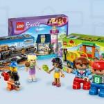 Blocos de montar da Lego com preços especiais e frete grátis