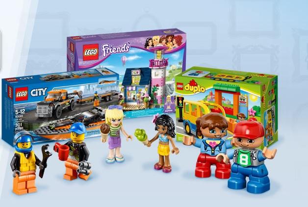 Blocos de Montar Lego com Preços Especiais