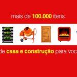 Seleção de Ofertas Americanas: Mais de 1.000 itens de Casa e Construção