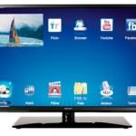 Smart TV LED 40 polegadas' Semp Toshiba com Conversor Digital em promoção