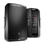 Caixa acústica Ativa 15 polegadas com 1000W Rms EON-615 JBL