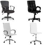 Cadeiras de escritório em promoção descontos especiais e entrega rápida