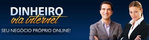 Página Dinheiro via internet - Seu negóciopróprio online