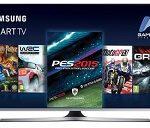 Comprar Smart TV LED 40″ Samsung 4Wi-Fi Integrado Função Game em promoção