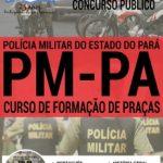 Apostila preparatória para o Curso de formação de praças para o Concurso público da PM do Pará