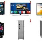 Saldão de ofertas em Smart TVs eletrônicos e eletrodomésticos