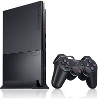 Videogame Sony Playstation 2 Slim novo original