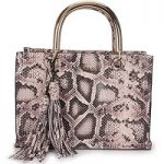 Bolsa de couro feminina Carrano Color em promoção