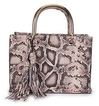 Bolsa de couro feminina Carrano Color