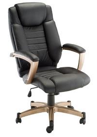Cadeira em nylon para escritório Catalunha Preta