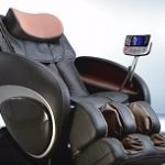 Poltrona especial Massageadora Luxury Com Aquecimento Relax Medic