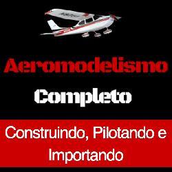 Curso online completo de Aeromodelismo na prática para inciantes