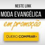 Promoção moda evangélica com descontos promocionais e frete grátis