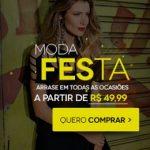 Promoção Moda Festa Roupas femininas para ocasiões especiais