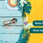 Lançamentos e tendências da Moda verão Posthaus – Preços promocionais e frete único