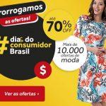 Oferta prorrogada Dia do Consumidor Brasil Moda feminina online Posthaus
