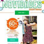 Novidades quentinhas Moda infantil e juvenil Posthaus em destaque