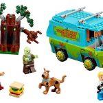 LEGO Scooby-Doo A Máquina de Mistério referência: Saiba tudo sobre este incrível Bloco de montar