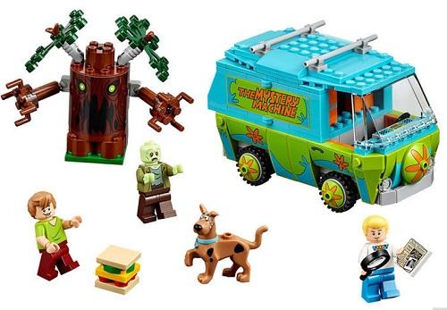 LEGO Scooby-Doo A Máquina Mistério referência 75902