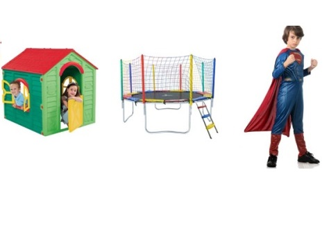 Dica Presentes infantis em Promoção Tricae: Brinquedos com descontos fantásticos