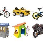 Dica de Promoção Especial Tricae Dia das crianças: Brinquedos com  até 80% desconto