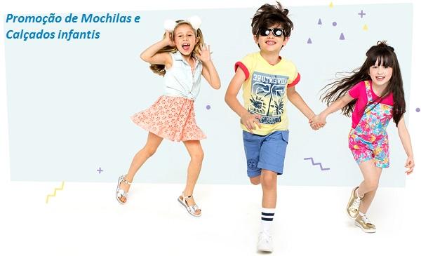 Promoção de Mochilas e Calçados infantis Tricae: Opções para presentear as Crianças que cabem no seu bolso!