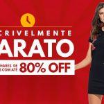 Promoção Moda incrivelmente barata Posthaus: Peças femininas a partir de R$9,99