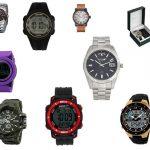 Promoção de Relógios masculinos esportivos e casuais Dafiti